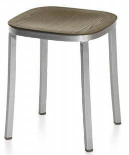 1 Inch Small Stool - Plywood