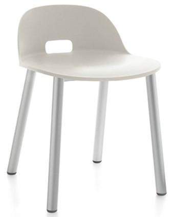 Alfi Aluminium Chair - Low back