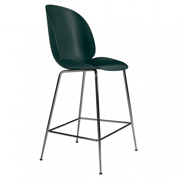 Beetle Counter Chair - Un-upholstered