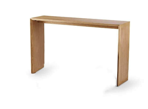 Kant Console Table / Oak oil