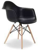 Eames Plastic Chair DAW