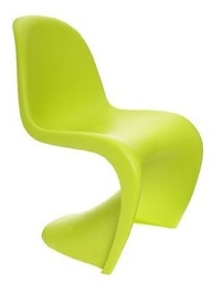 Panton Junior / Dark lime